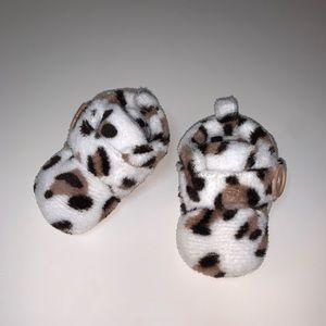 PatPat Baby Girl Prewalker Velcro Booties Size 3